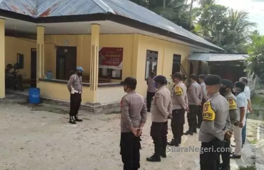 Jelang H-5 Pilkada, Polres Kepulauan Selayar Siagakan Personil di Titik Rawan
