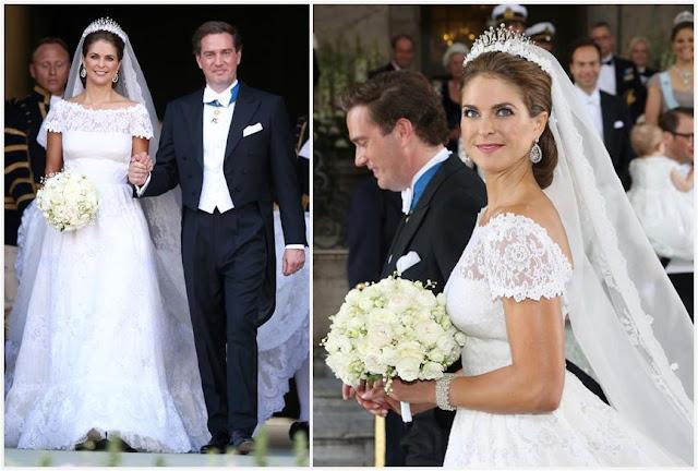 _front Nozze reali: il matrimonio della Principessa Madeleine di SveziaUncategorized
