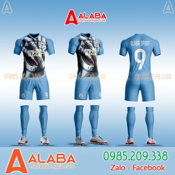 Áo Man City may theo yêu cầu mã ALB MC01