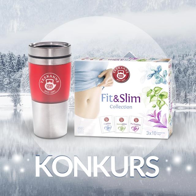 KONKURS - Twój sposób na zimową herbatkę