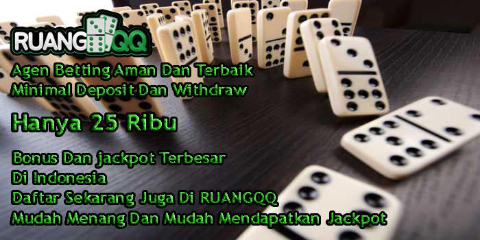 Agen BandarQQ Betting Terbaik Poker Dan DominoQQ Online