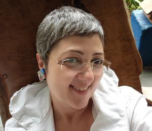 Mônica Magnani - audiodescritora