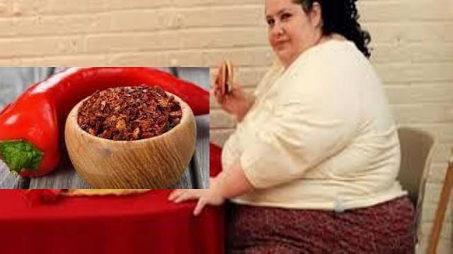 هل البابريكا تزيد الوزن