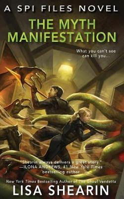 Bea's Book Nook, Review, The Myth Manifestation, Lisa Shearin
