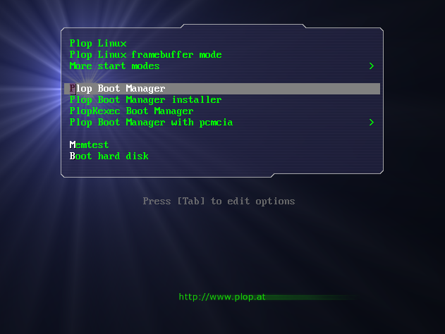 plop boot manager 5.0.4