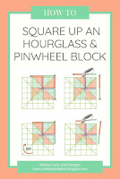 How To Square Up Quilt Blocks - Quilting Tutorial