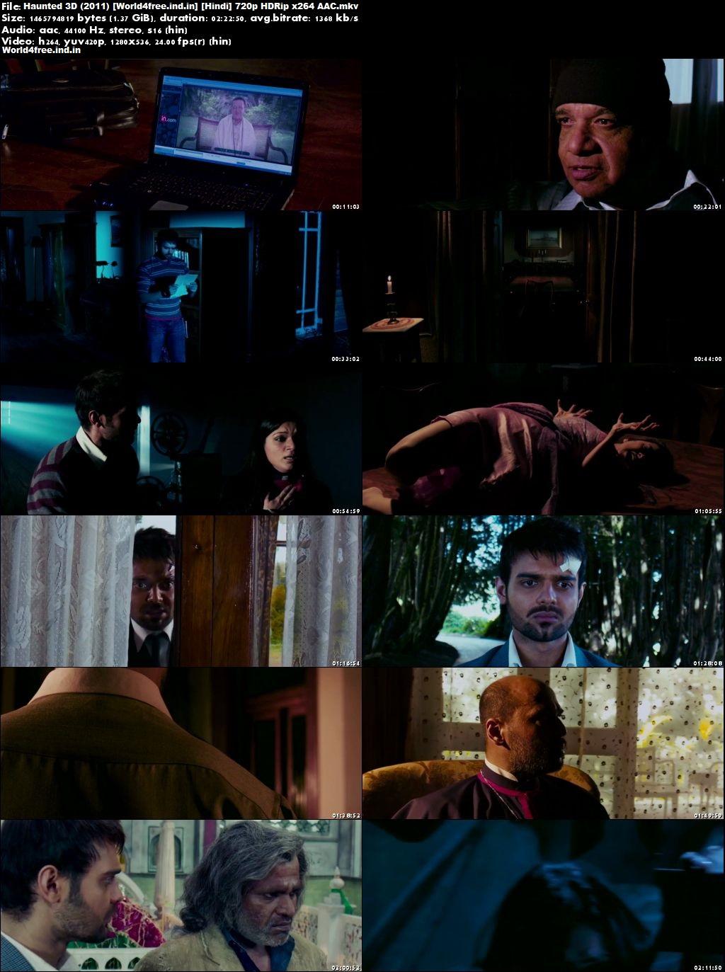 Haunted 3D 2011 bolly4u Full 720p HD Hindi Movie Download