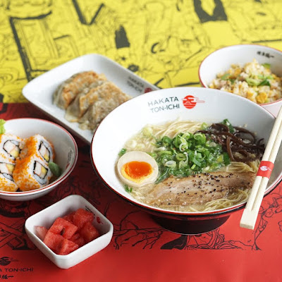 Hakata Ton-Ichi Ramen Bundle Promo: Feb-Mar 2020