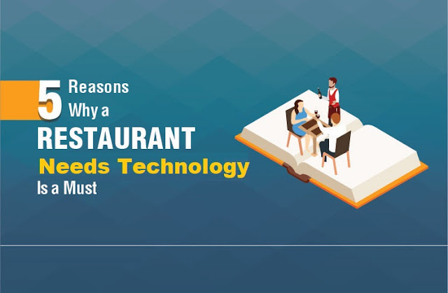 5 Reasons Why Your Restaurant Needs Technology