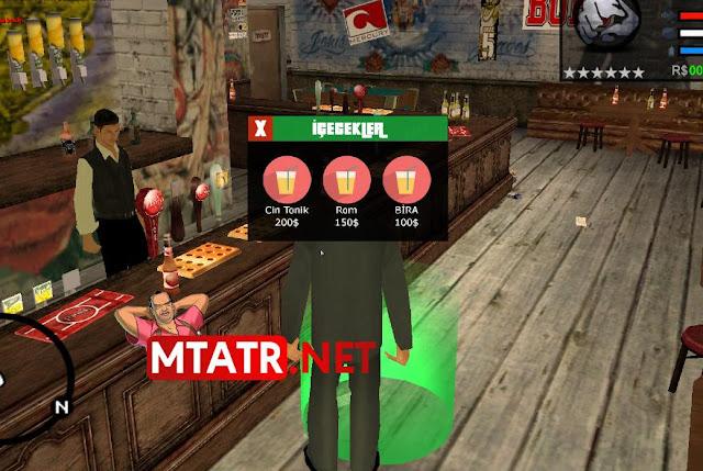 MTA SA Bar script