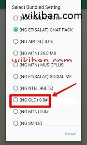 Reloaded: Enjoy Latest N0.00 browsing on Glo using Tweakware V3.3