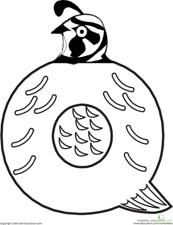 letter s animal coloring pages - photo#7