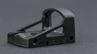 Reflex rear sight