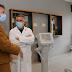 Ministerio de Salud Pública entregó equipamiento al Hospital de Clínicas