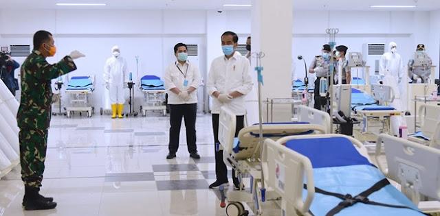 Pemindahan 34 ICU Ke RSUI Wujud Pemerintah Belum Mapan Menangani Covid-19