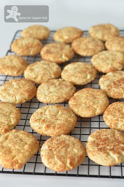 cinnamon sugar cookies 1-2-3 cookies