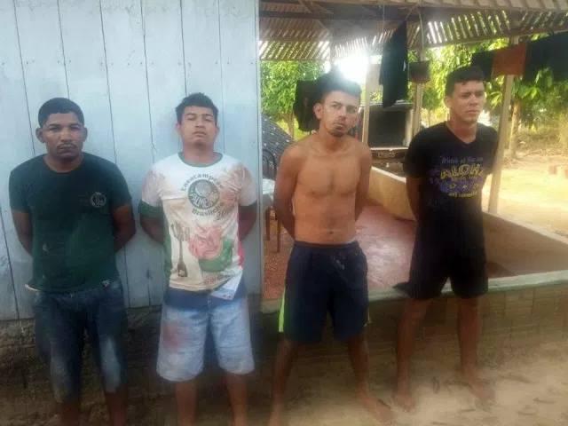 Ação conjunta das Policias Civil e Militar resultou na prisão cinco pessoas em Cruzeiro do Sul