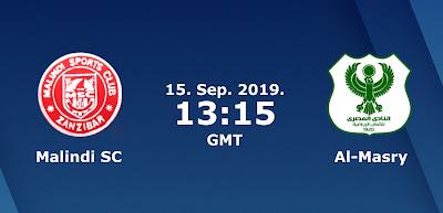 مشاهدة مباراة المصري وماليندي بث مباشر اليوم 15-9-2019 في الكونفدرالية الافريقية