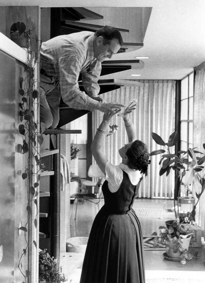 Charles & Ray Eames Mid-centuria : Art, Design And Decor From The Mid-century ...