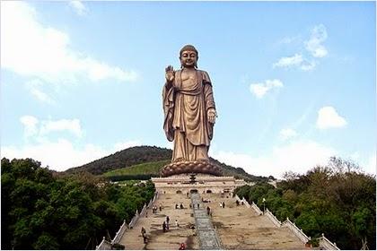 พระใหญ่หลิงซานต้าฝอ (Grand Buddha at Lingshan)