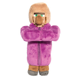 Minecraft Spin Master Villager Plush