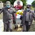 Sepultan restos de Sargento fallecido en accidente en el municipio de Cabrera.