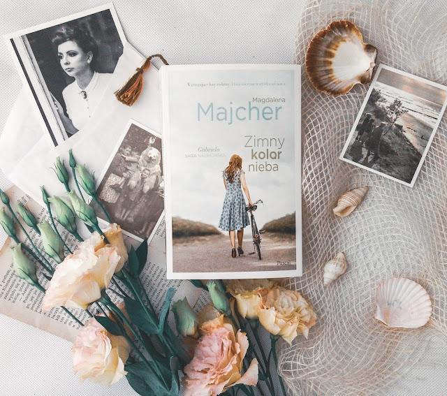 """Zimny kolor nieba"" - Magdalena Majcher"