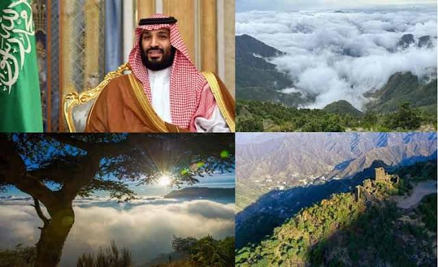 Saudi Arabia launches Soudah Development Company with 11 Billion Riyals