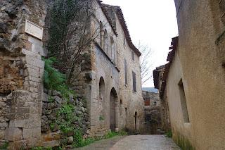 Saint Guilhem le Désert.