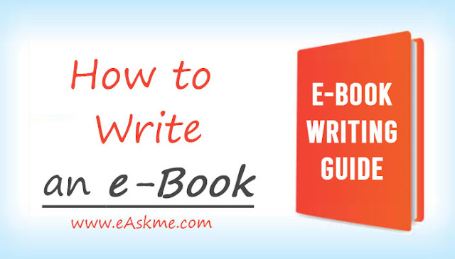 The Ultimate e-Book Guide : How to Write an eBook During Quarantine or Lockdown
