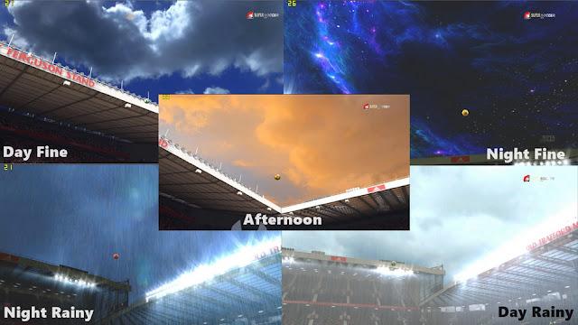 PES 2017 Real Sky HD dari Rahardian Fajar