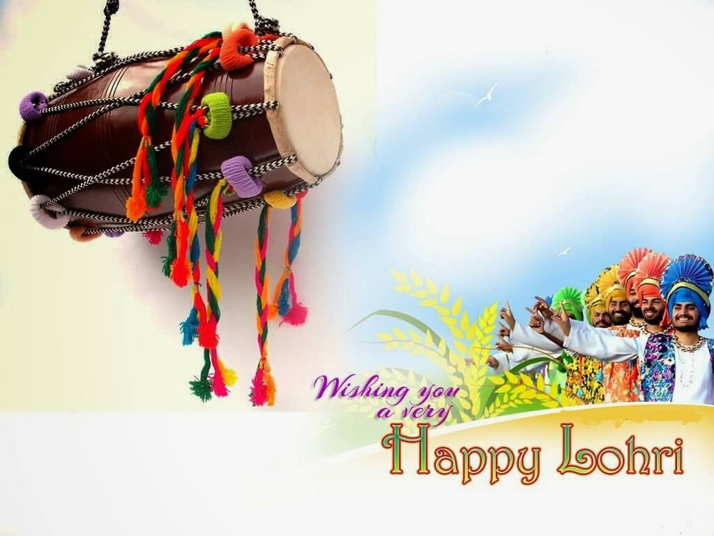 Happy lohri 2017 wishes wallpapers images boliyan sms status m4hsunfo Image collections