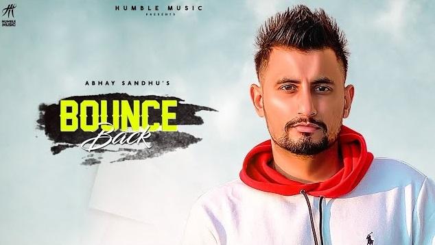 Bounce Back Lyrics - Abhay Sandhu