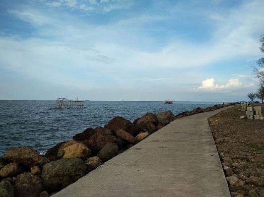 Pantai Marina wisata Semarang