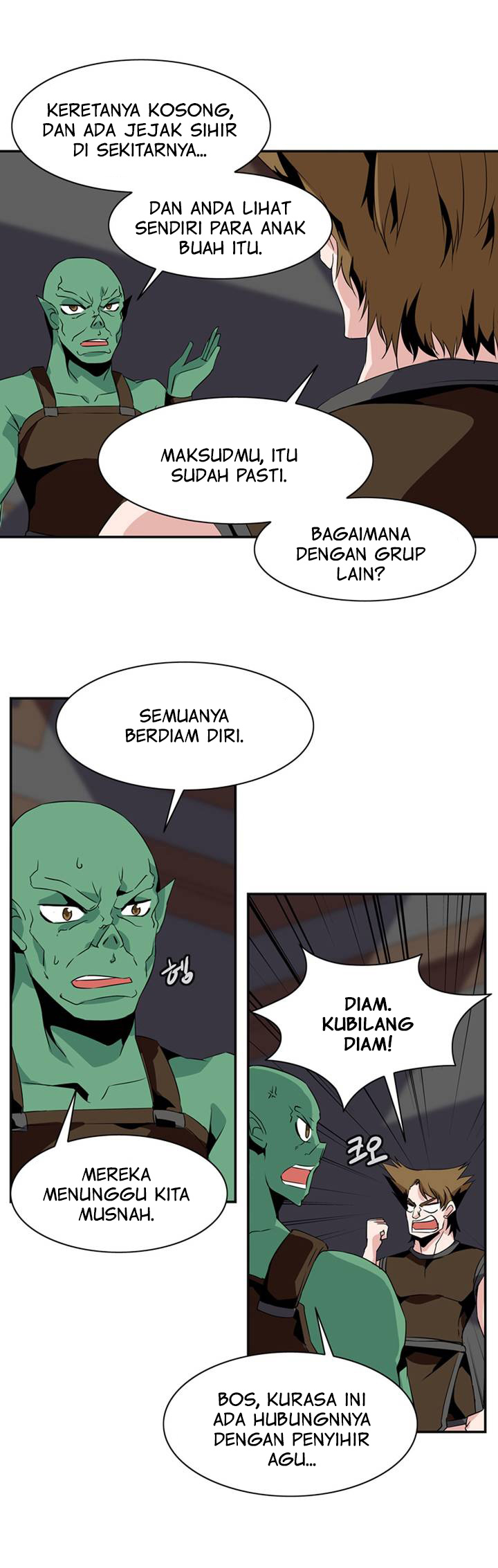 Baca Komik Wizardly Tower Chapter 58 Komik Station