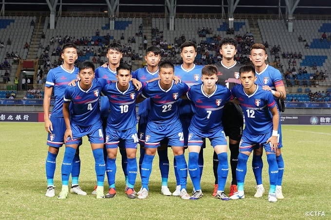 Taiwan defeats could be turned into a positive