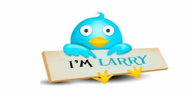 What is the name of the famous Twitter bird?
