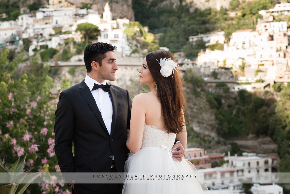 Elopement wedding Hotel Poseidon