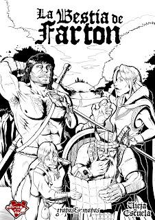 [Archivos] La bestia de Farton,  partida para Vieja Escuela Jdr