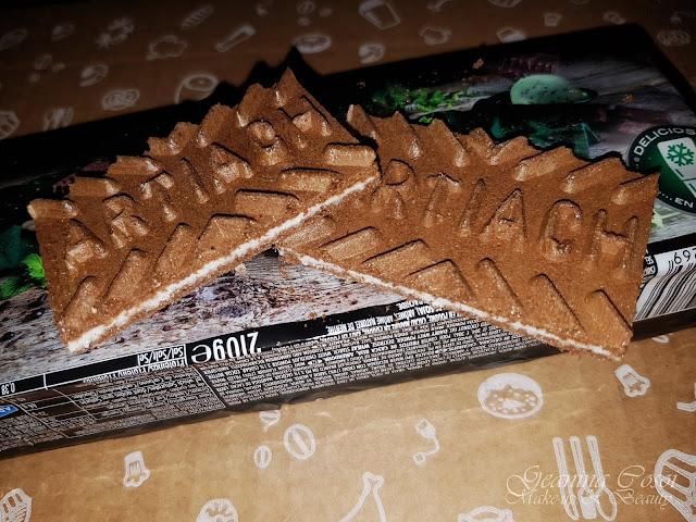 Galleta Choco Menta Artiach Caja Degustabox - Octubre ´17