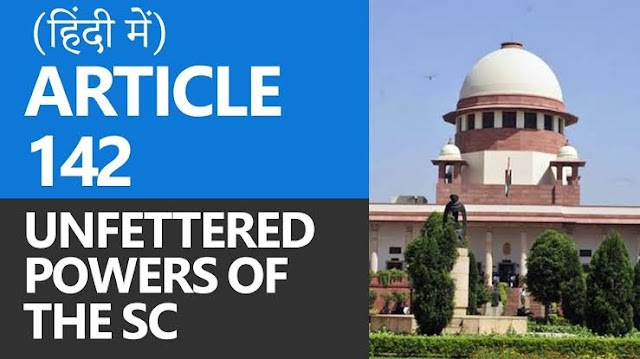 Inherent Powers Under Article 142 Can Be Invoked To Dissolve Marriage Which Has Broken Down Irretrievably: SC