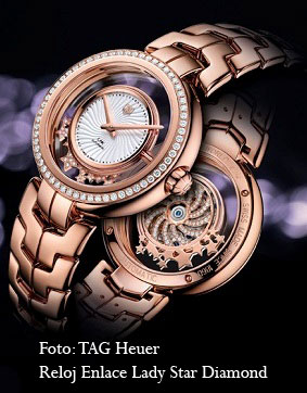 TAG Heuer Enlace Lady Star Diamond