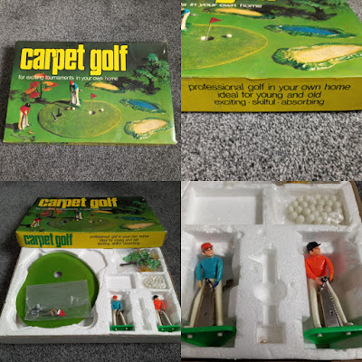 Carpet Golf by Turner Research (1970)