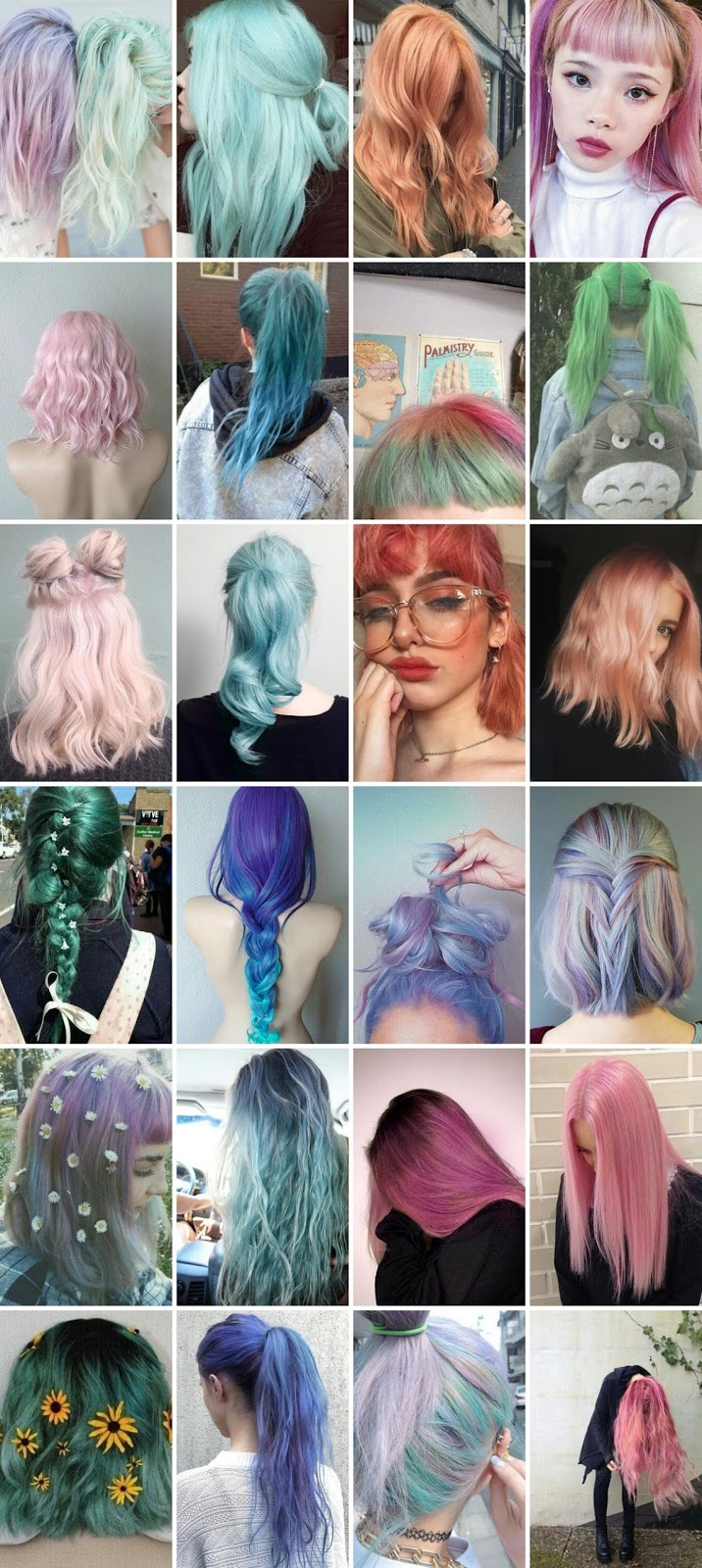 Deaddsouls Edgy Hair Color Ideas For For The New Year