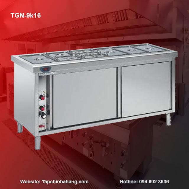 Thiết bị dưỡng nóng 9 ô TGN-9K16
