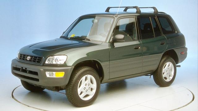 RECALL: Campanha de chamamento preventiva veículo Toyota, modelo RAV4 (airbag)