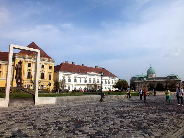 Casa presidencial en Hungría