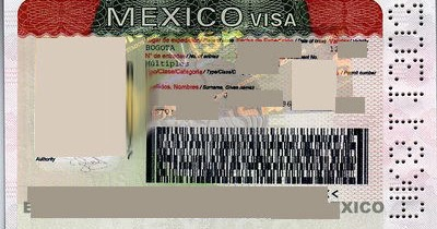Mexico Visa from Bahrain - TRAVEL INFO