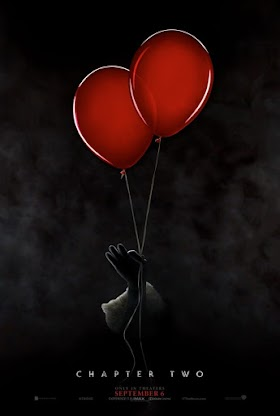 Uusi It: Chapter Two -juliste