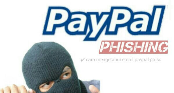 Email paypal palsu